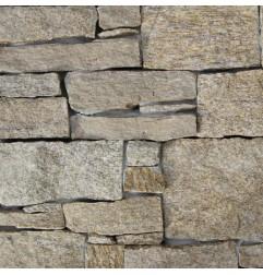 Alpine Gold Rock Panel Interlocking Granite