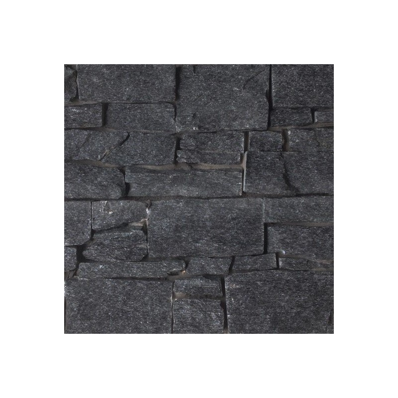 Alpine Black |Rock Panels Interlocking|Granite