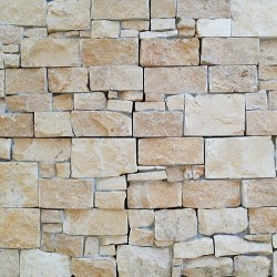 Alpine Beige Rock Panel Interlocking Limestone