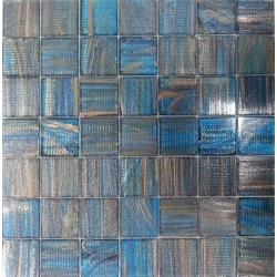 Mosaic Corp Ferrara (40mm) Italian Glass Mosaic Tiles