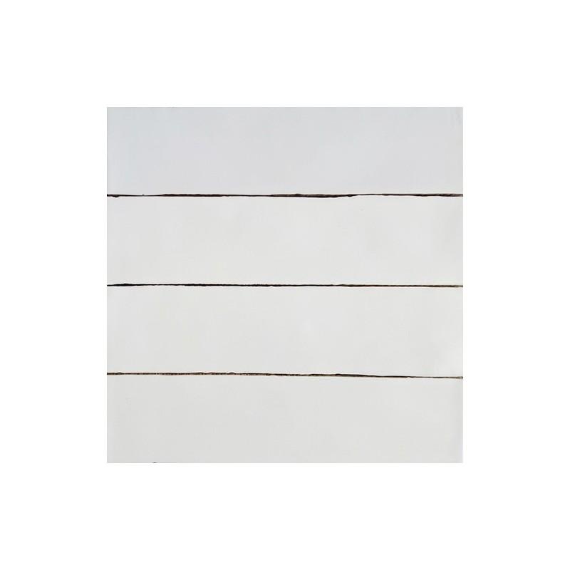 Spanish Handmade Super White Matt Ceramic 300x75