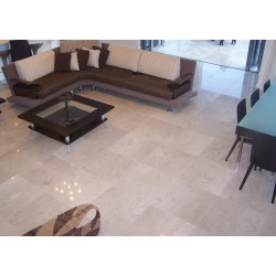 New Botticino Marble Tiles - Polished