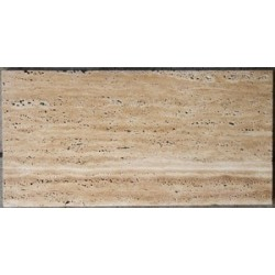 Travertine Classico Tiles - Vein Cut - Honed-(DEAL OF THE WEEK)