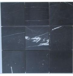 Nero Marquina Honed Marble