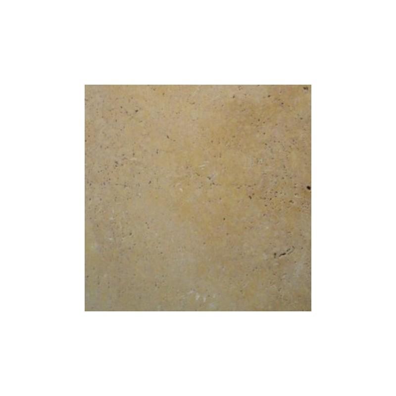 Giallo Tumbled Tile Travertine