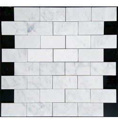 Carrara Subway Honed Sheeted Marble