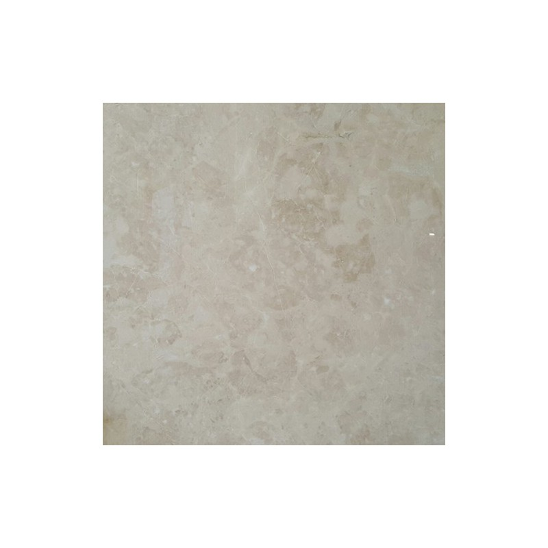 Classic Latte Polished Marble Porcelain Backed