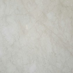 Bianca Perla Polished Limestone Porcelain Backed