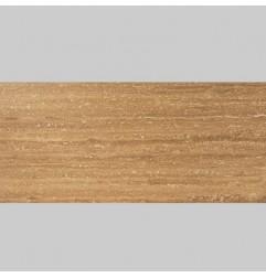 Travertine Noce (Brown) - Vein Cut - Epoxy Filled & Honed