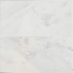 Carrara Honed Marble 305x152