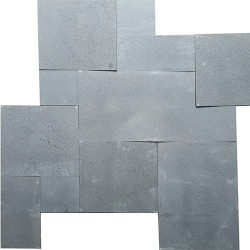 Sawn French Pattern 20mm Bluestone