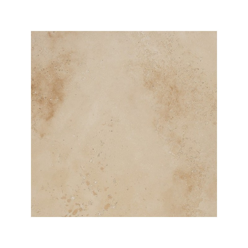 Travertine Chiaro (White) - Cross Cut - Epoxy Filled & Polished - Medium Shade