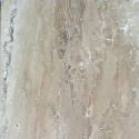 Silver Veincut Honed Travertine