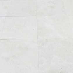 White Pearl Honed Marble