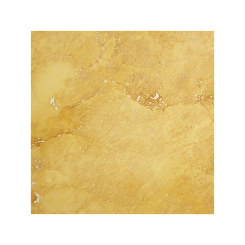 Travertine Gialo (Gold) - Cross Cut - Epoxy Filled & Polished