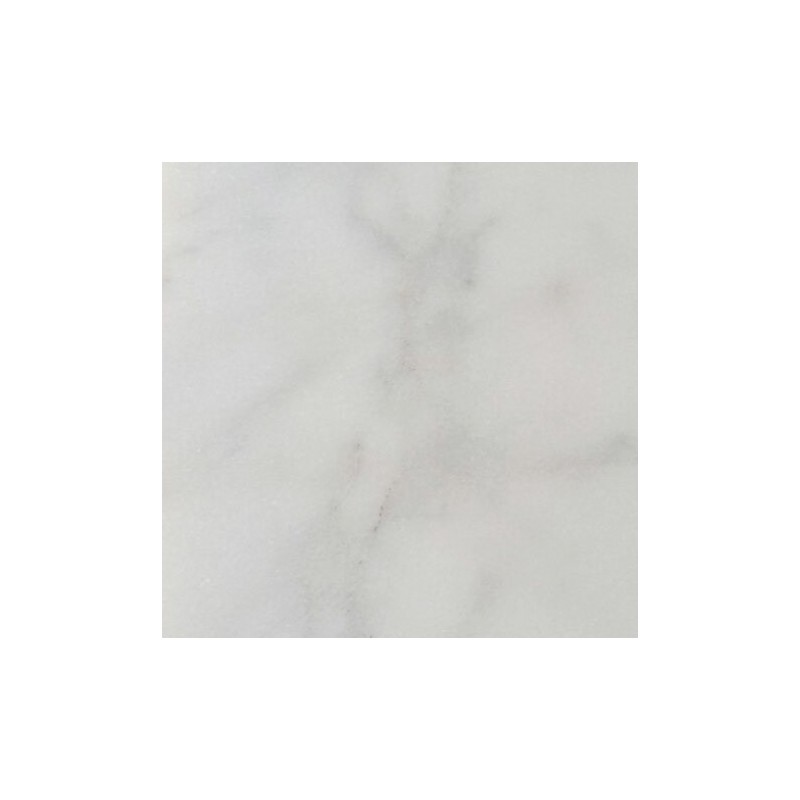 Snow White Honed Marble