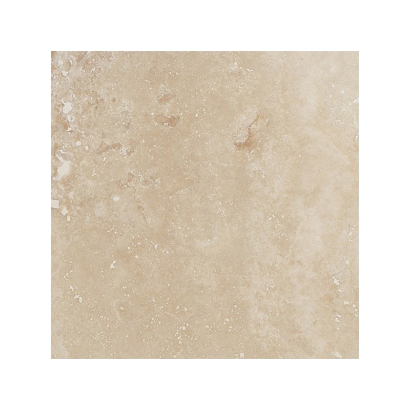 Travertine Classico (Pompeii) - Cross Cut - Epoxy Filled & Polished - Medium Shade