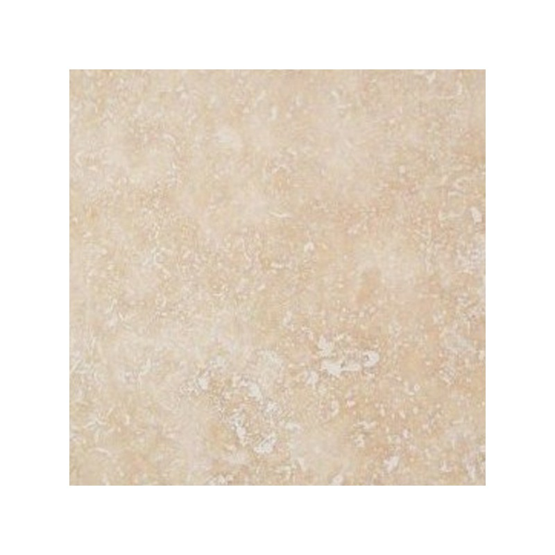 Travertine Classico (Pompeii) - Cross Cut - Cement Filled & Honed - Medium Shade