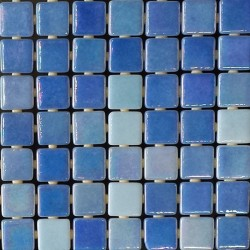 Ela Vegas Glass Mosaic Tiles