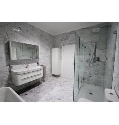 Italian Carrara Gioia Honed Marble