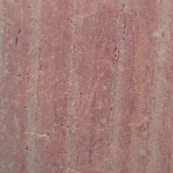 Travertine Rosso (Red) - Vein Cut - Tumbled