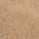 Travertine Noce - Straight Edge - French Pattern