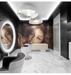 Italian Calacatta Statuario Honed Marble