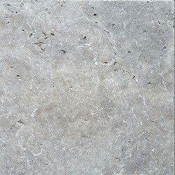 Silver Tumbled Turkish Travertine