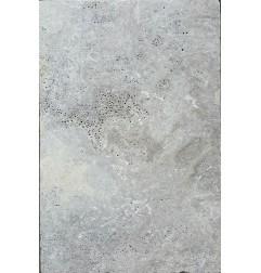 Silver Tumbled Travertine