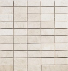 Bianca Perla Limestone - Polished - Natural Stone Mosaics