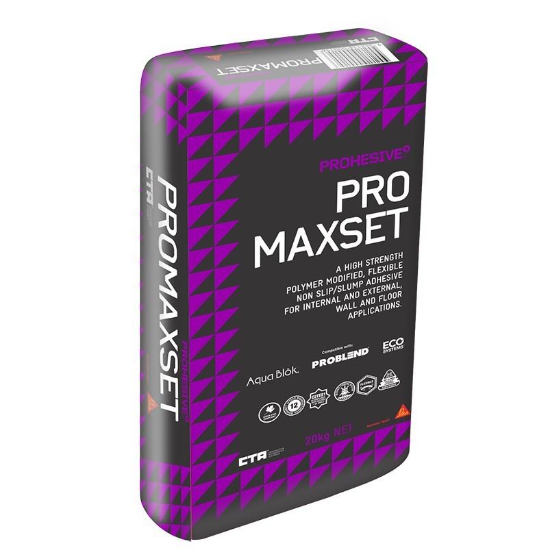 CTA Prohesive Promaxset Adhesive