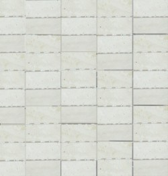 Travertine Chiaro - Unfilled & Honed - Natural Stone Mosaics