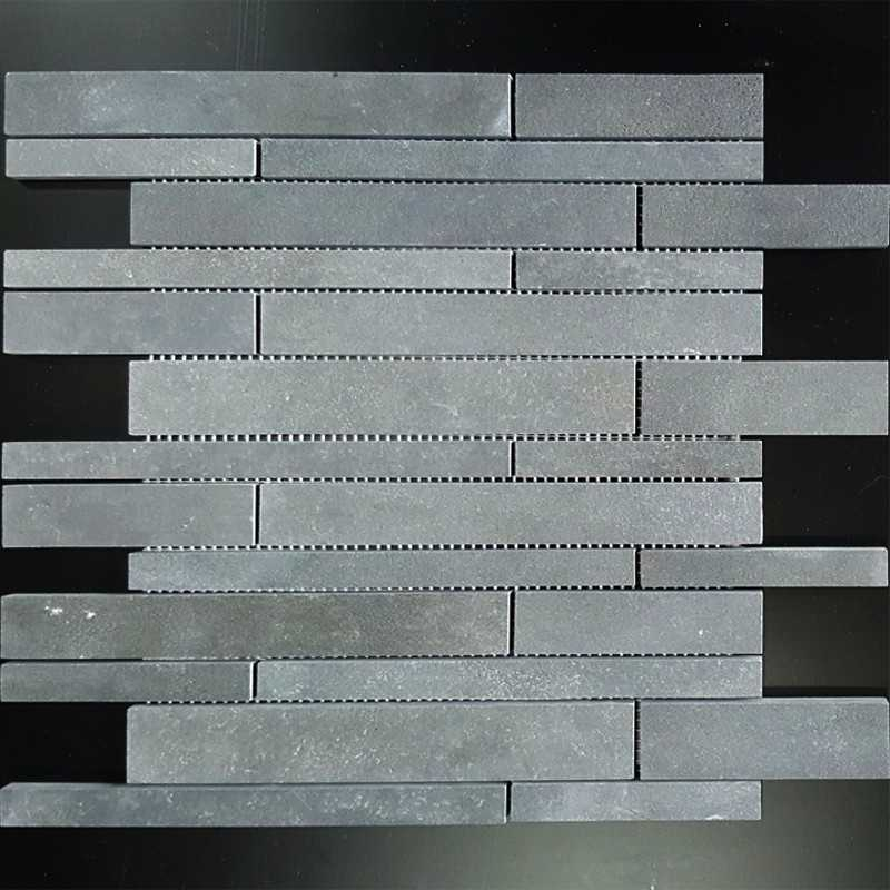 Cladding Marble Floor : Honed wall cladding bluestone tiles