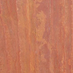 Rosso Vein Cut Epoxy Filled Honed Travertine