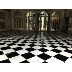 Nero Marquina chinese | Marble Tiles|Polished