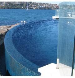 Trend 245 Brillante - Italian Glass Mosaics Pool Tiles