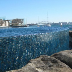 Parma Mix-Italian Glass Mosaic Pool Tiles|On Plus System