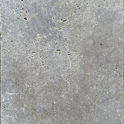 Silver Tumbled Paver Travertine