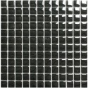 Crystal Mosaic Black 25x25