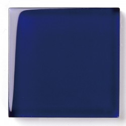 Crystal Glass Tile Endless Blue