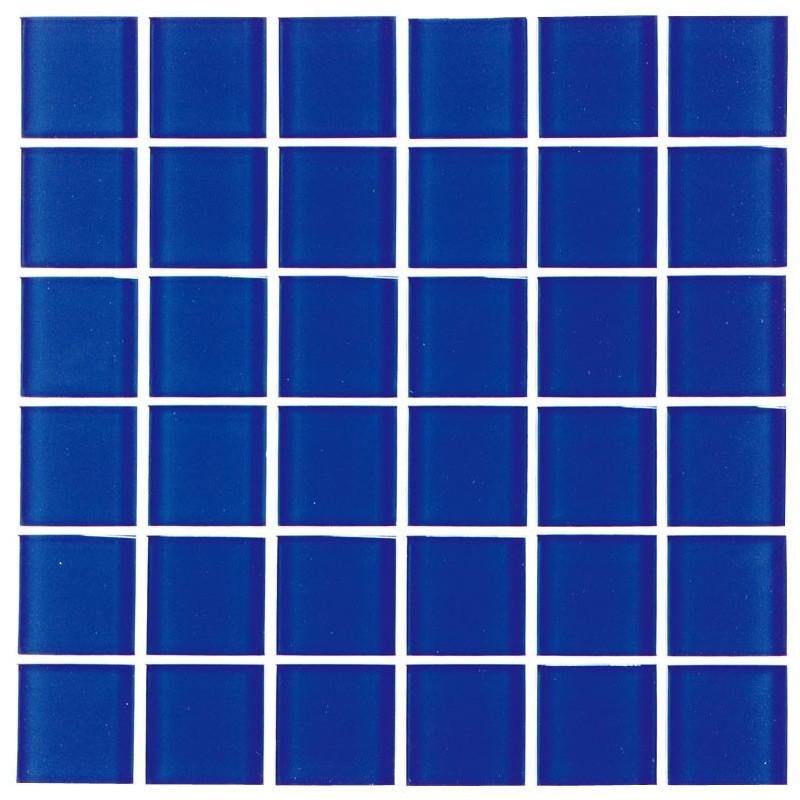 Crystal Mosaic Endless Blue 50x50