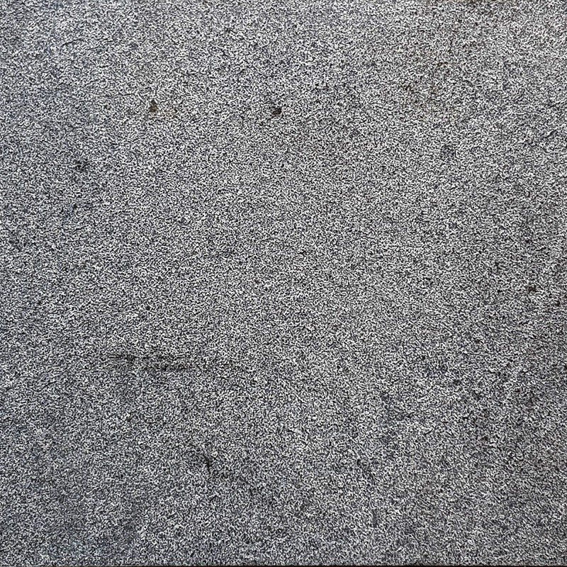 Diamond Grey Flamed Paver Granite