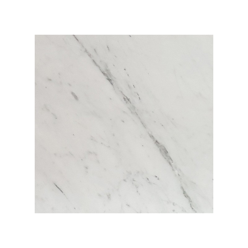Carrara Honed Bullnose Step Tread Marble