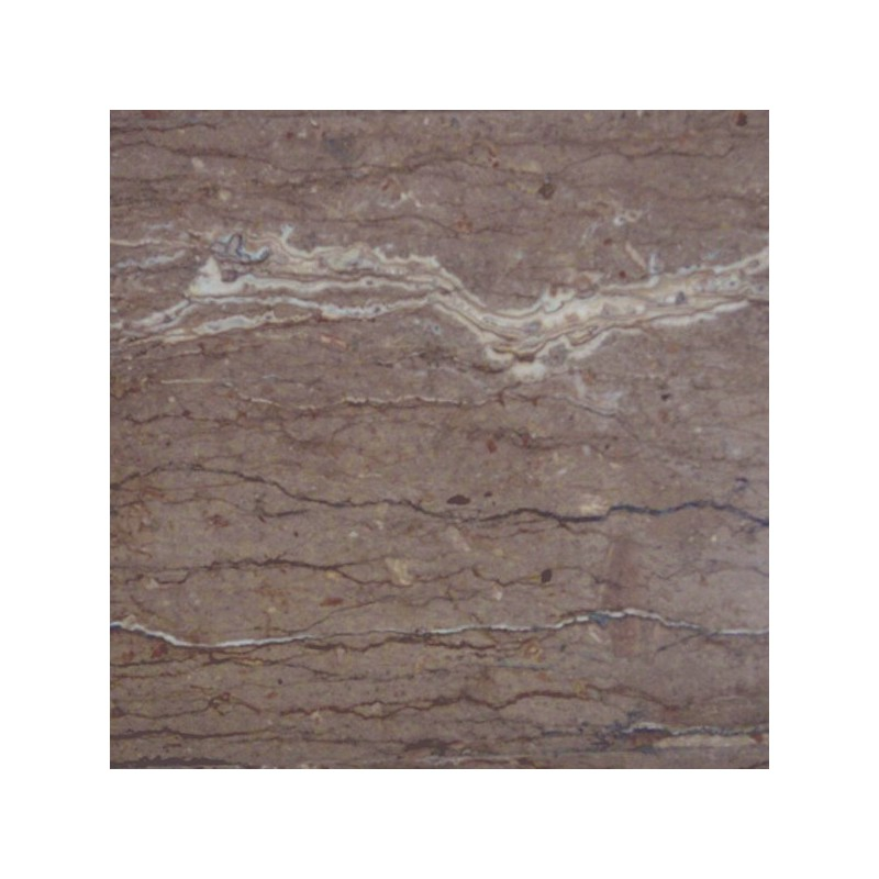 Travertine Timber Brown - Vein Cut - Unfilled & Honed