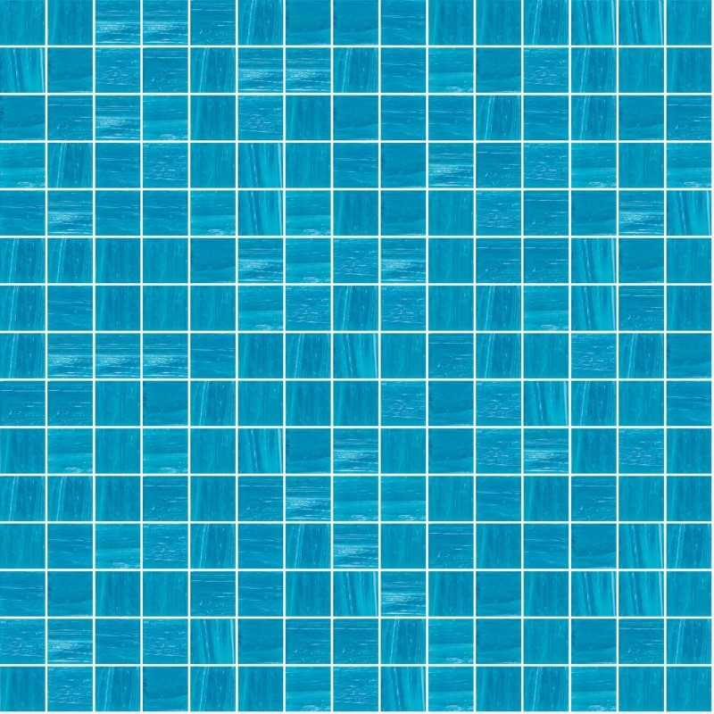 Trend 243 Brillante Italian Glass Mosaic Pool Tiles