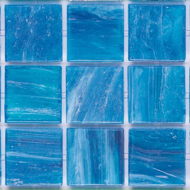Trend 244 Brillante Italian Glass Mosaic Pool Tiles