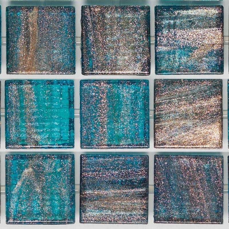 Trend 245 Brillante Italian Glass Mosaic Pool Tiles