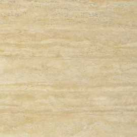 Beige Veincut Epoxy Filled Polished Travertine