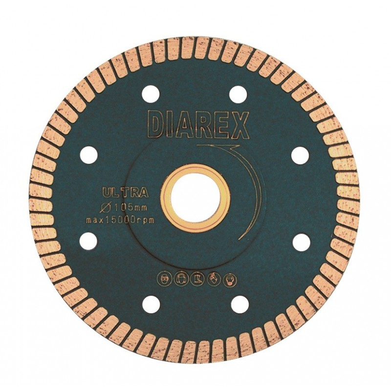 Diarex Ultra Thin Turbo Blade