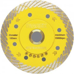 Diarex Stinger Ultra Thin Turbo Blade 105mm
